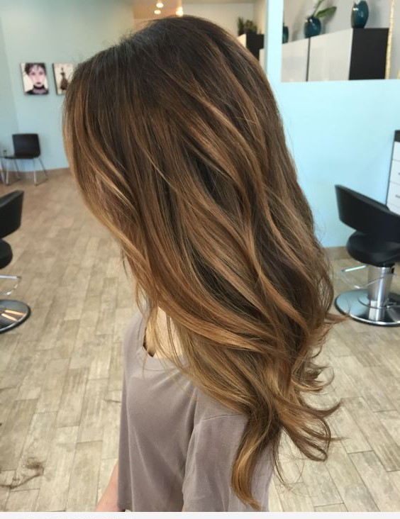 9 hottest balayage hair color ideas for brunettes in 2017 6