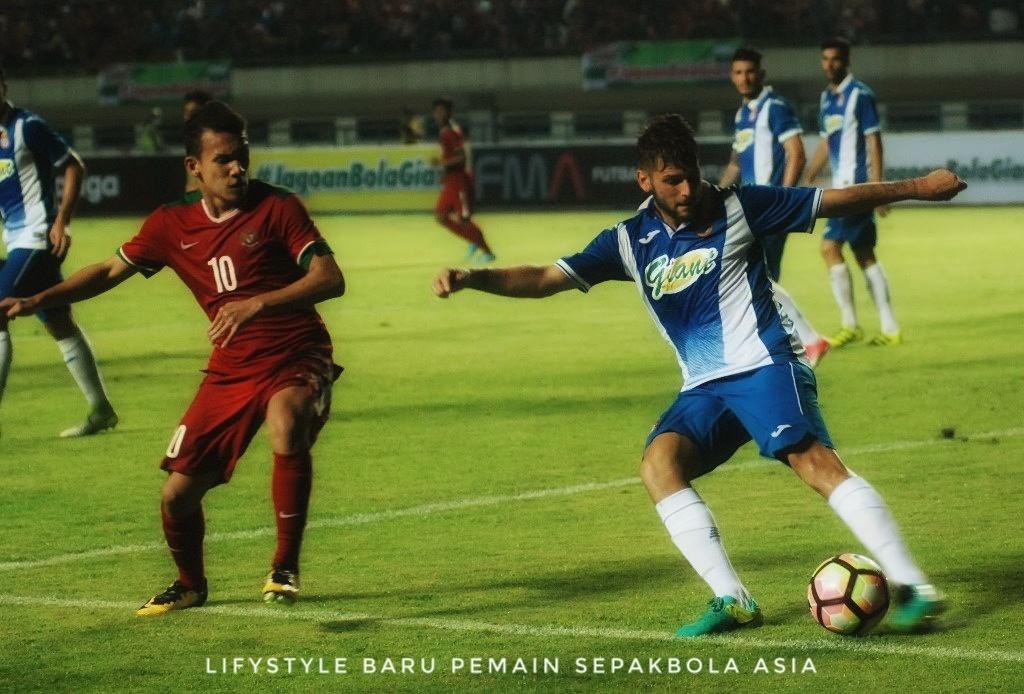 Lifestyle Baru Pemain Sepak Bola Asia