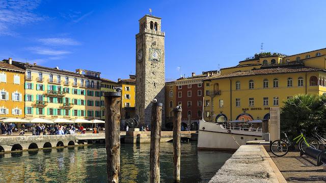 Centro cittadino Riva del Garda