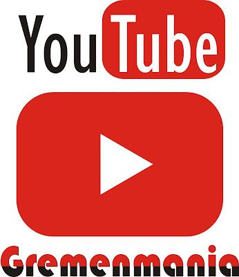 Logo Youtube Gremenmania
