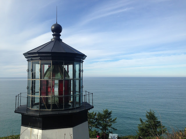 Cape Meares Lighthouse | A Hoppy Medium
