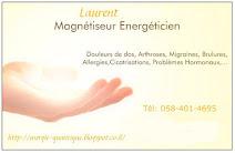 Laurent Therapeute Magnetiseur Energeticien En Israel