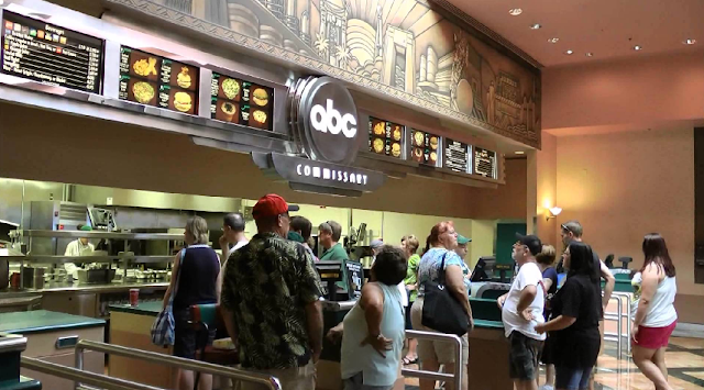 Restaurante ABC Commissary no Hollywood Studios em Orlando