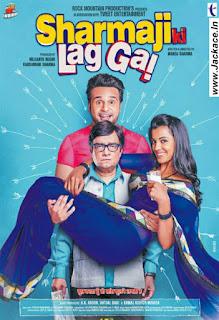 Sharma Ji Ki Lag Gai First Look Poster