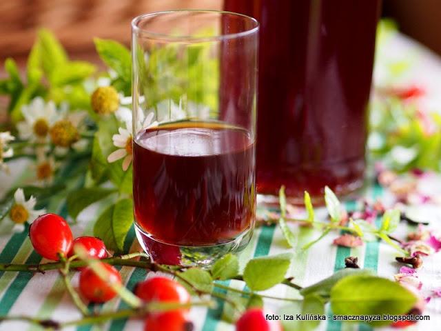 nalewka rozana, nalewka z rozy, rozano ziolowa, rozanka, nalewki domowe, przetwory, naleweczka, podlaska, podlasianka, dzika roza, owoce dzikiej rozy, z owocow, ziola