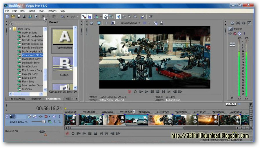 sony vegas pro free download 32 bit
