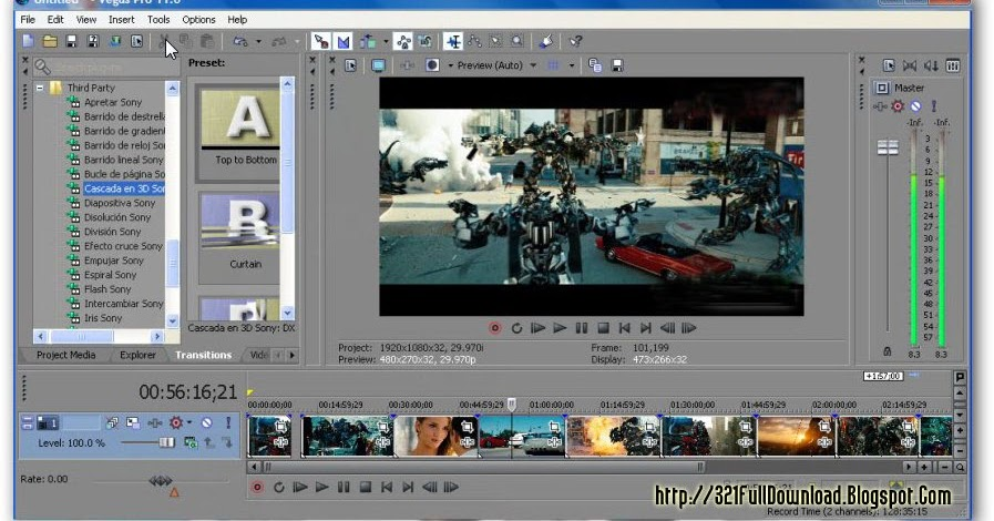 Sony vegas pro 11 (32 bit) + crack and keygen | Peatix
