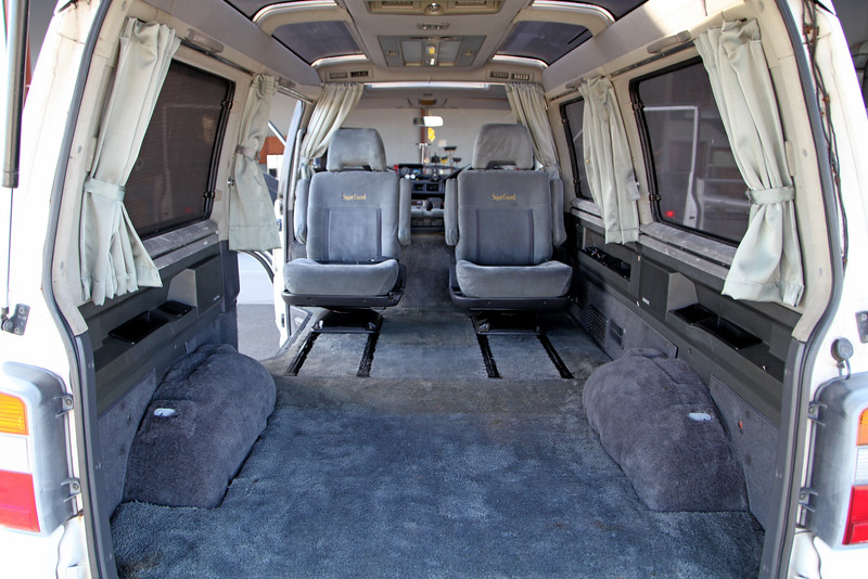 1990 Mitsubishi Delica 4x4 JDM Camper Van For Sale