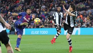 Barcelona ganó y sigue líder solido en La Liga