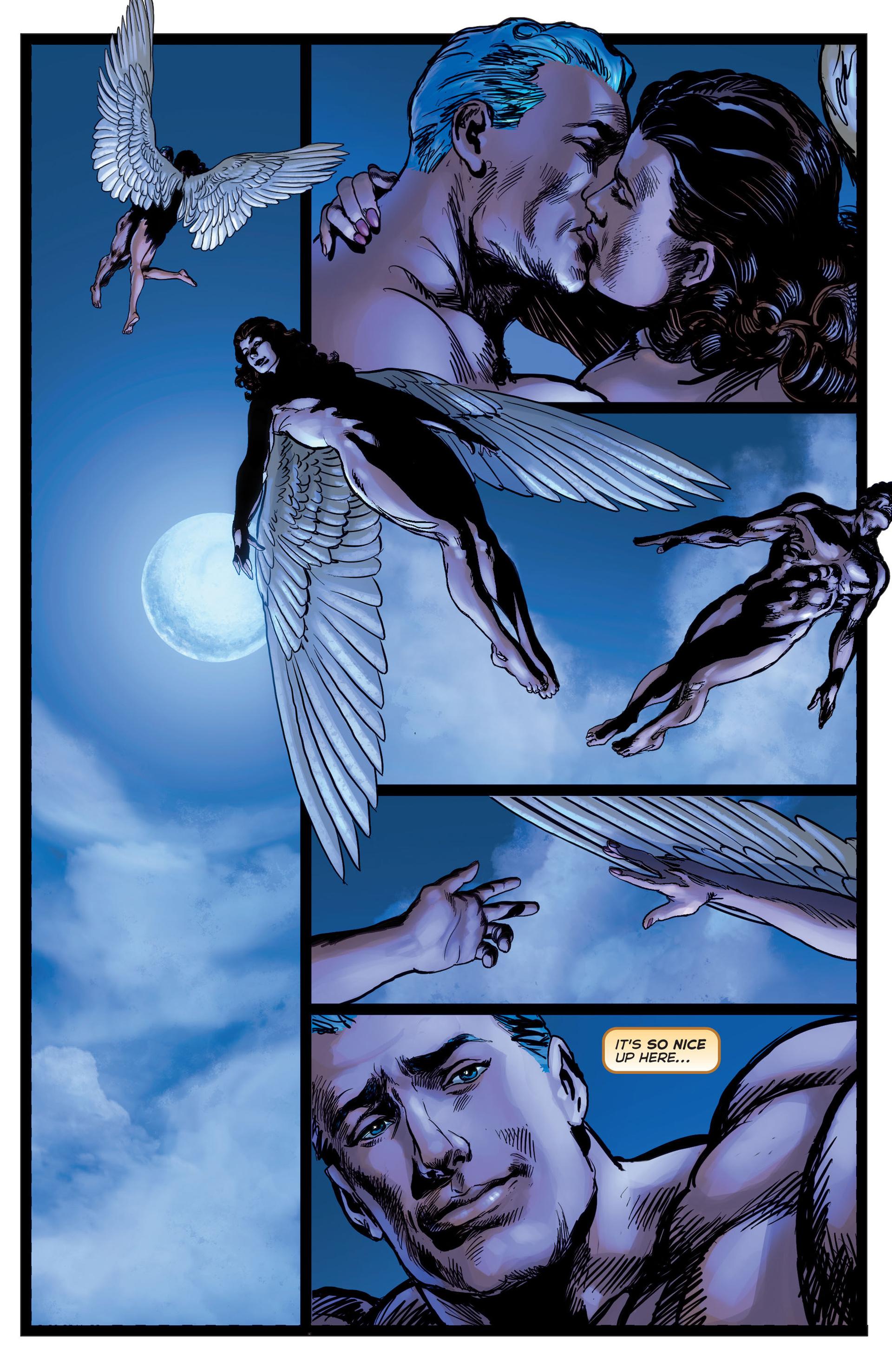 Read online Astro City comic -  Issue #7 - 5