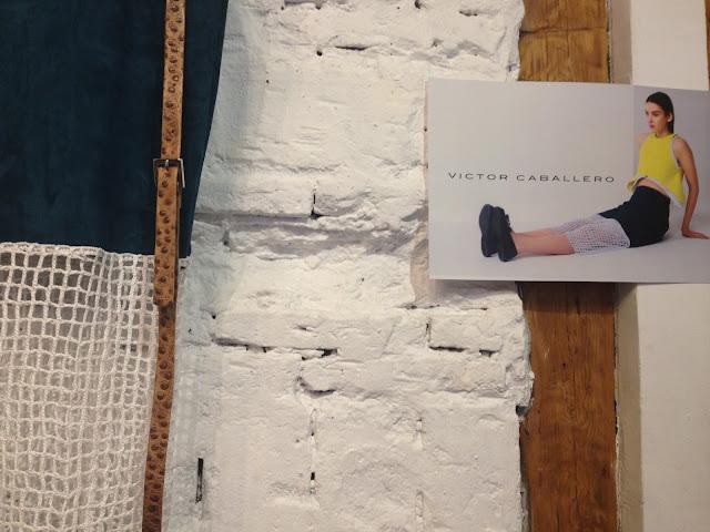 Victor Caballero presenta Raices su primera colección Esencia Trendy Estilista Asesora de Imagen Sonia H