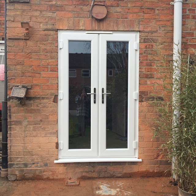 Homebase French Door Installation