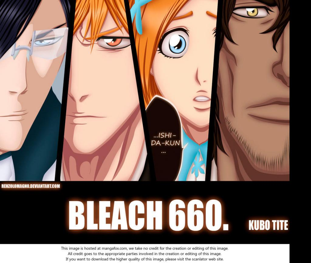 Bleach Ch.662 - God of Thunder 003