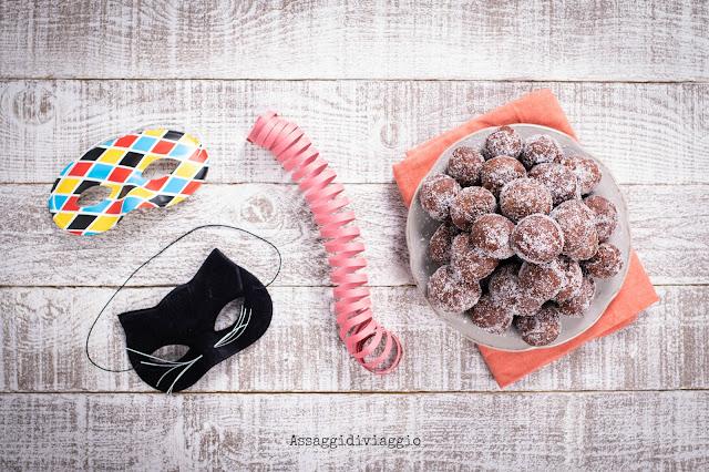 Bomboloni al cioccolato