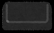 ショートカットキーのイラスト(ブランク1)