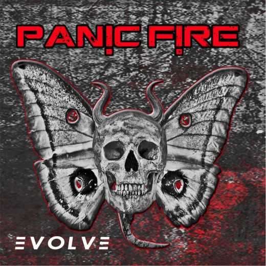 PANIC FIRE (Gary Schutt) - Evolve (2017) full