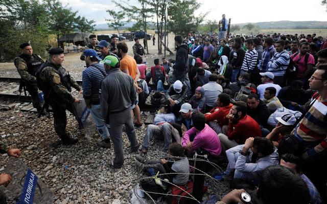 Το άσυλο, οι μετανάστες και οι πρόσφυγες
