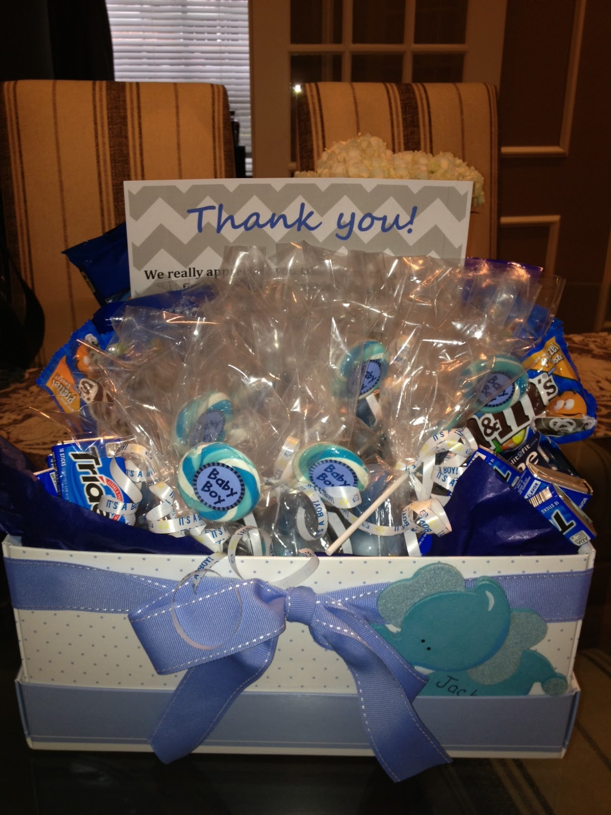 The Perfect Catch Gift Basket For Ld Nurses