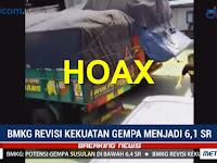 Nah Loh, Metro TV Kecyduk Publikasikan Hoax Video Gempa Lebak Banten