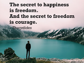 quotes about freedom dan artinya