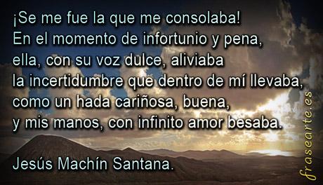 Poemas de Jesús Machín Santana