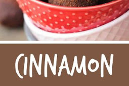 Cinnamon Chickpea Dairy Free Truffles