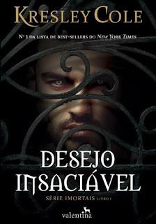 Série Imortais - Kresley Cole