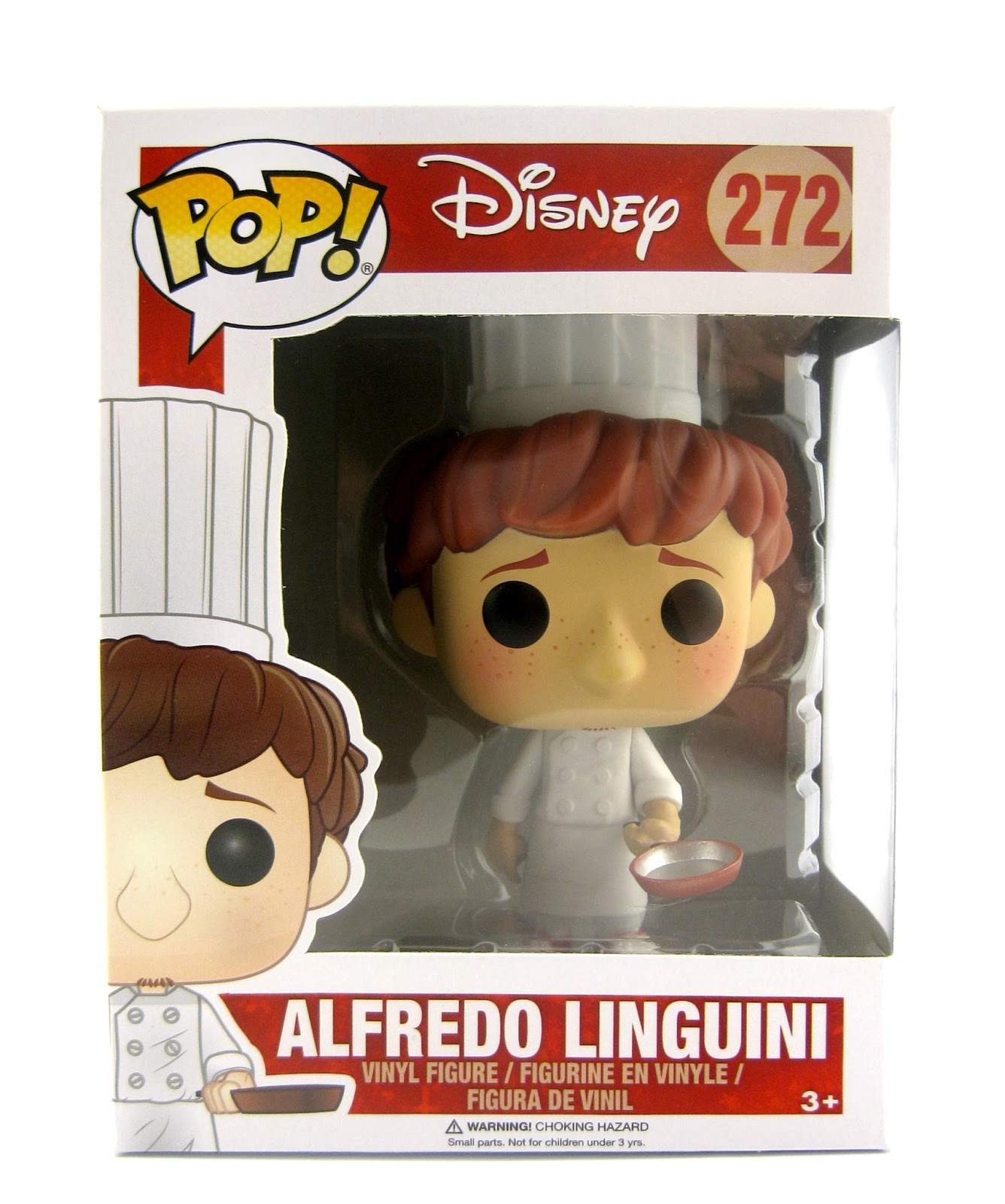 ratatouille linguini funko pop
