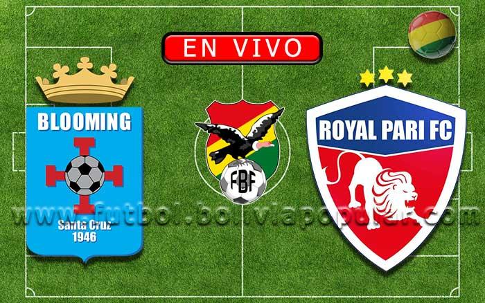 【En Vivo】Blooming vs. Royal Pari - Torneo Clausura 2019
