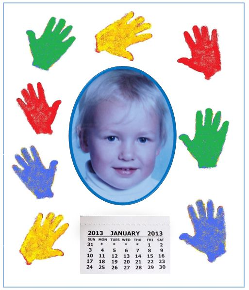 Calendar Ideas Early Years : Rainbow creations art and craft for children