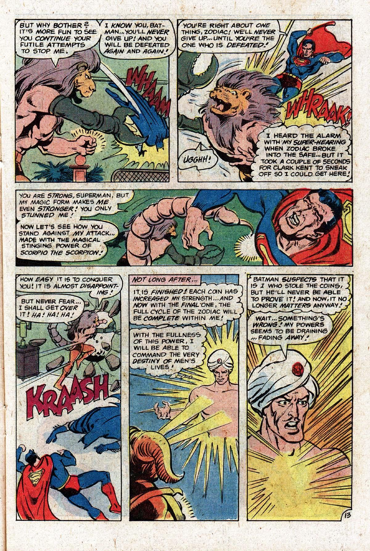Read online World's Finest Comics comic -  Issue #268 - 15