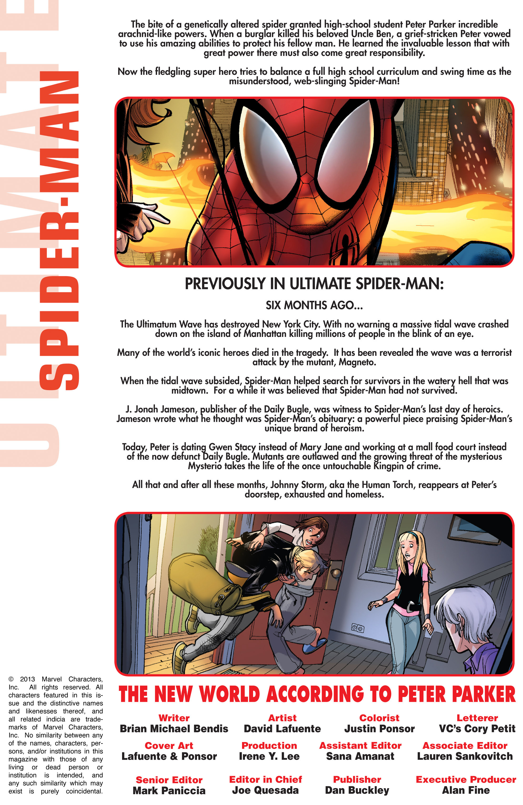 Read online Ultimate Spider-Man (2009) comic -  Issue #2 - 2