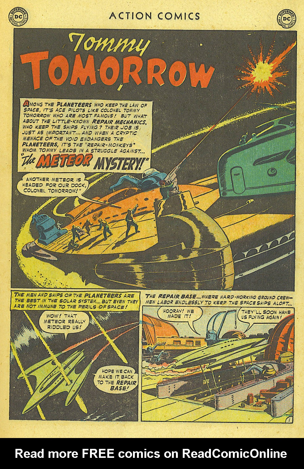 Read online Action Comics (1938) comic -  Issue #168 - 15