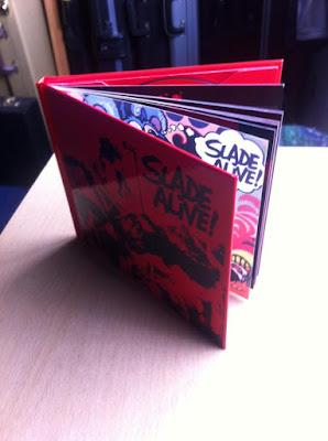 Slade Alive! Hardback booklet CD