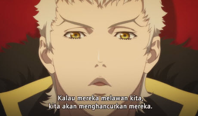 Shingeki no Bahamut – Virgin Soul Episode 3 Subtitle Indonesia