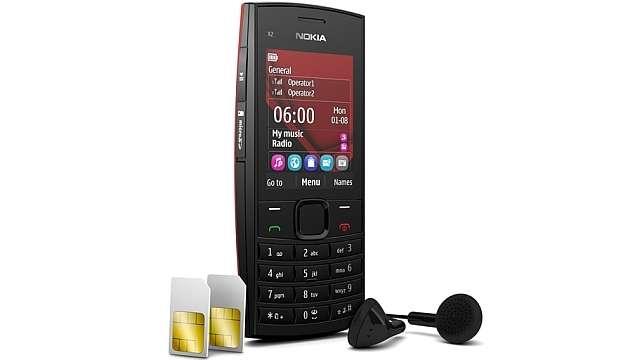 Nokia X2-02 Harga Spesifikasi Terbaru, Ponsel Nokia Dual SIM Desain Simple Kamera 2 MP