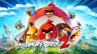 تحميل لعبة Angry Birds 2 نقود لاتنتهي اندرويد (بدون obb)