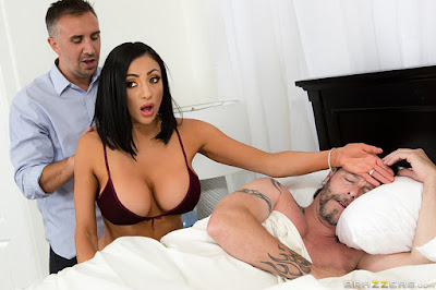 Audrey Bitoni – Caring Wife Craves Cum