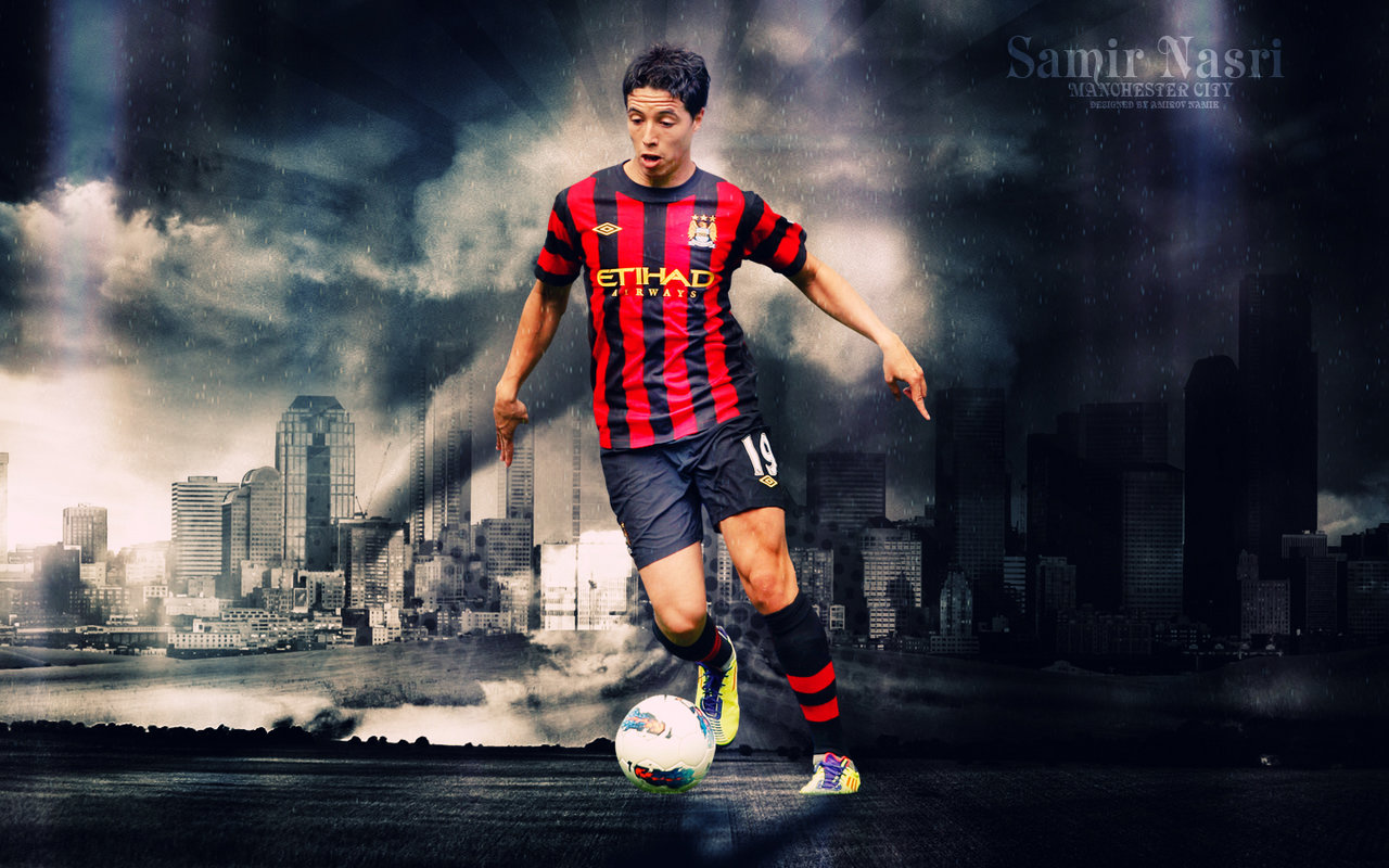 Nasri Wallpaper