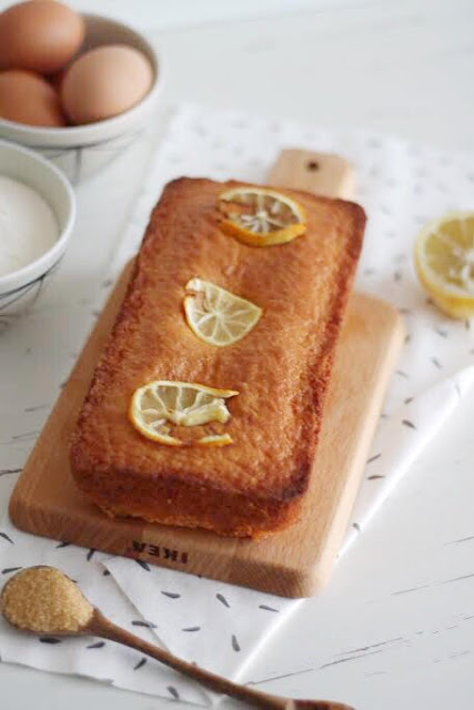 Plumcake soffice al profumo di limone