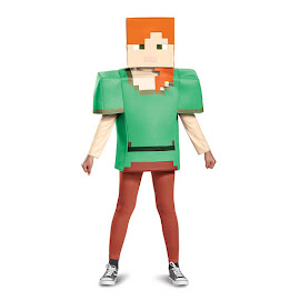 Minecraft Disguise Alex Classic Costume Gadget