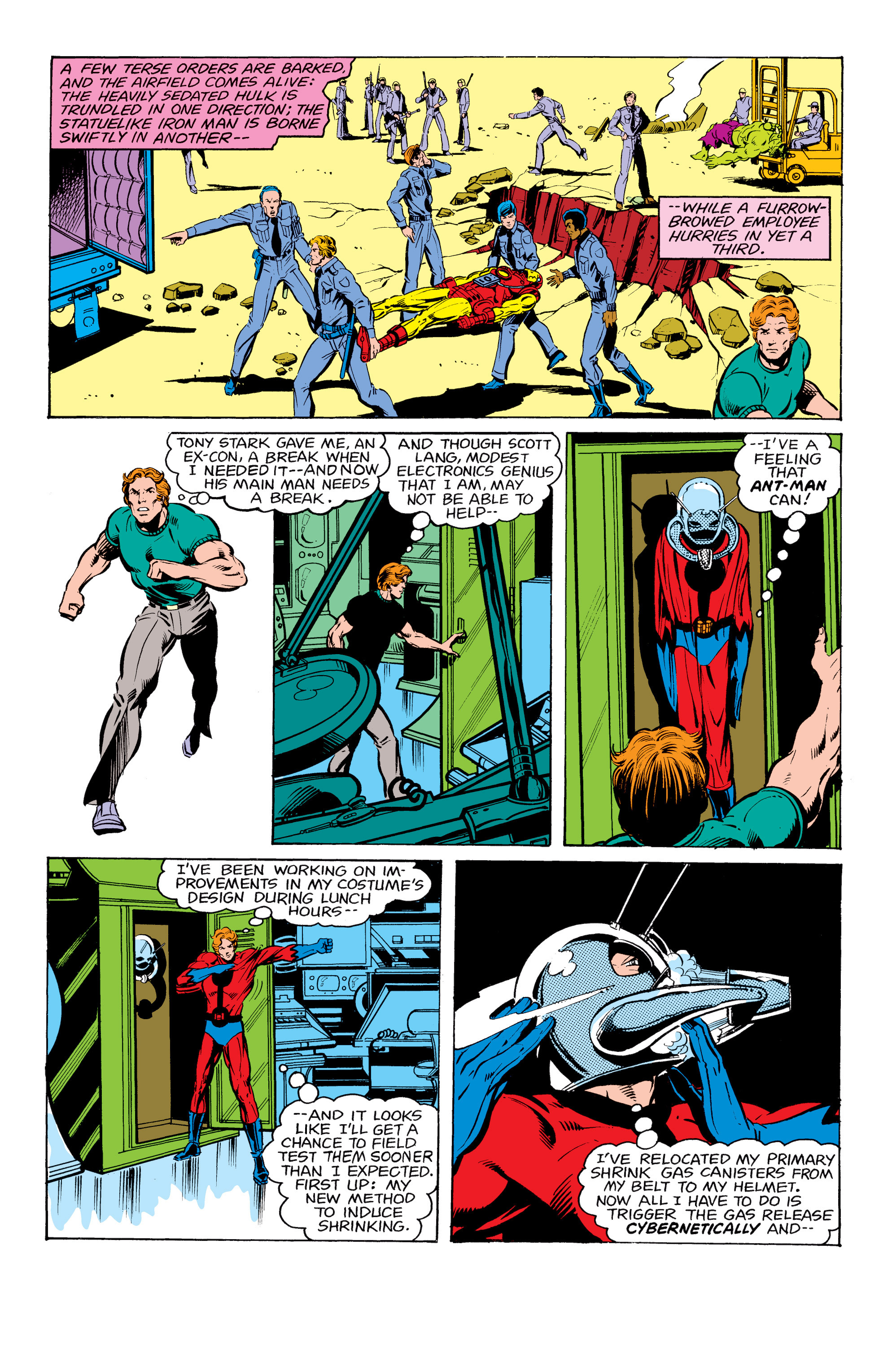 Read online Ant-Man comic -  Issue #Ant-Man _TPB - 86