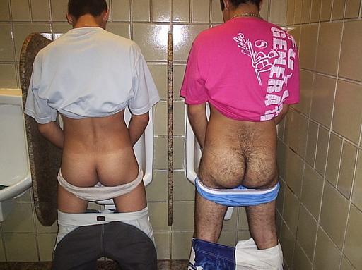 urinales gay videos