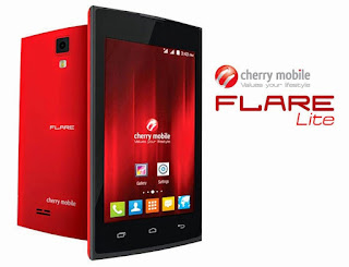 Cherry Mobile Flare Lite Q890 Firmware