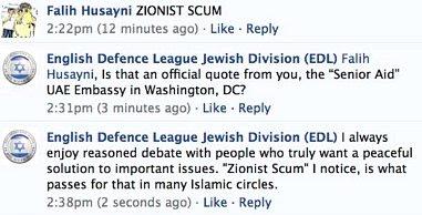 Zionist Scum!