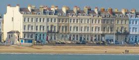Part of Weymouth Esplanade