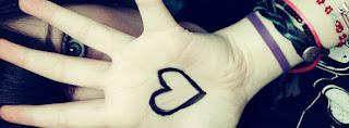 love symbol facebook timeline covers