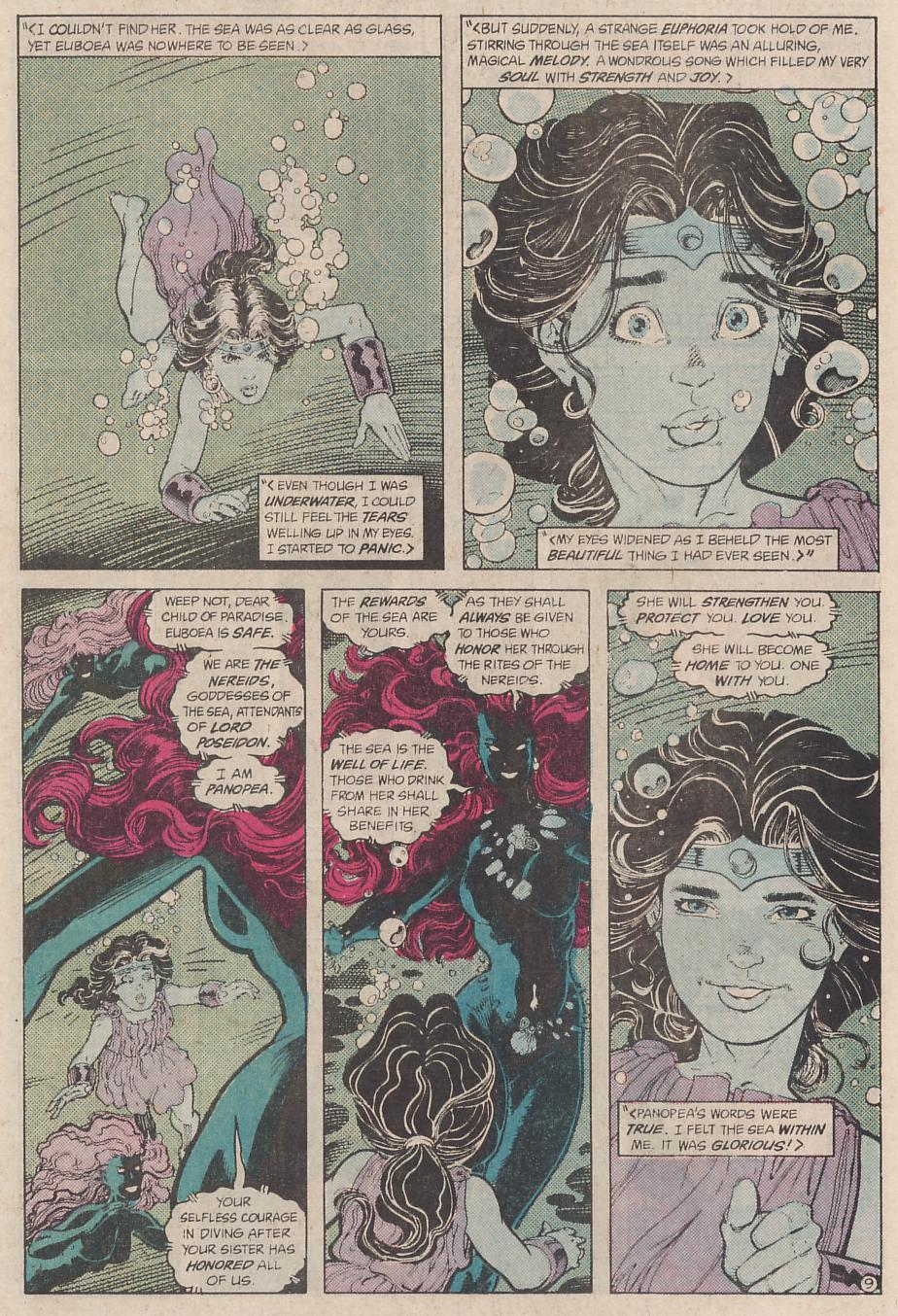 Read online Wonder Woman (1987) comic -  Issue # Annual 1 - 10