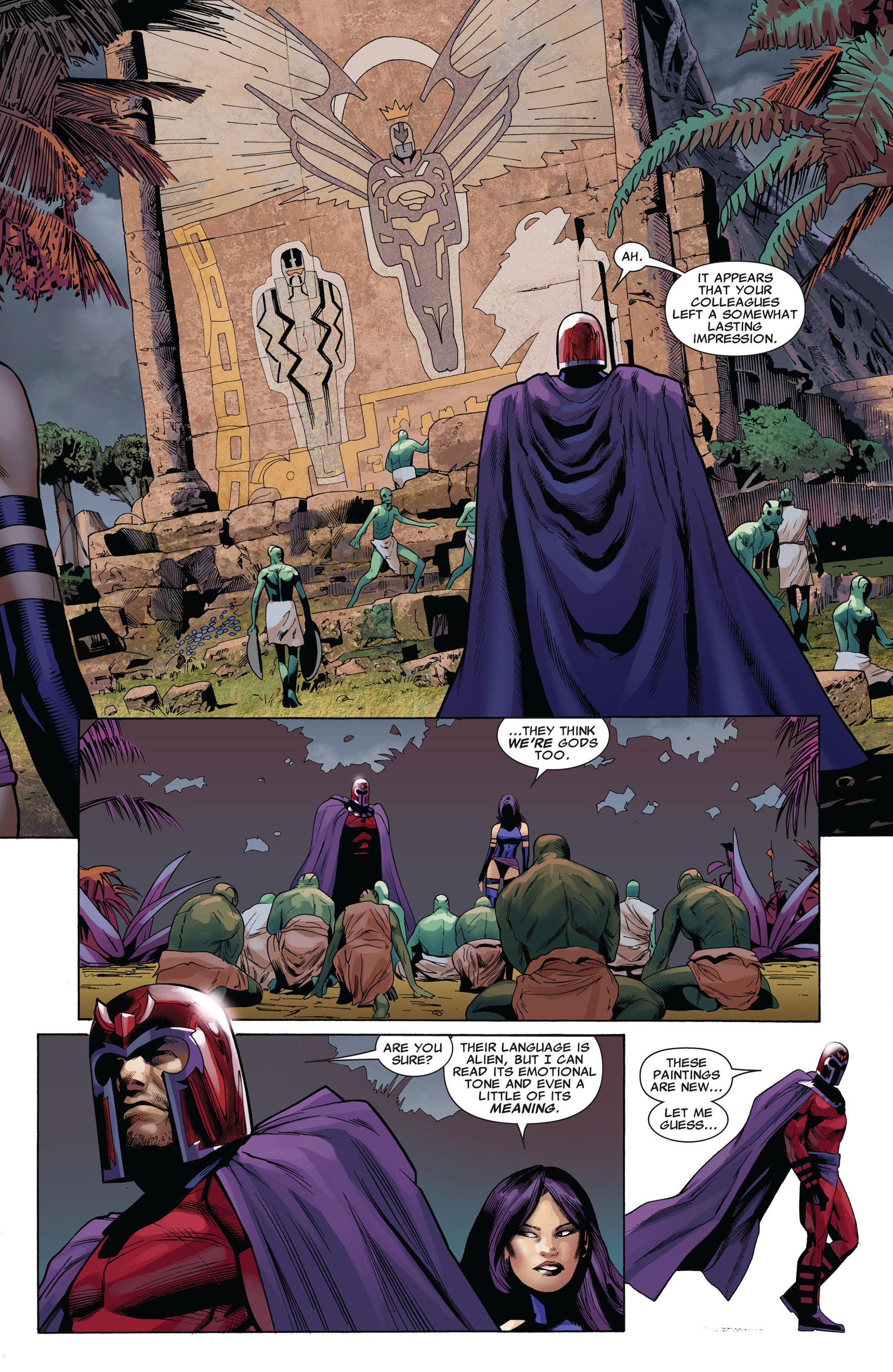Read online Uncanny X-Men (2012) comic -  Issue #5 - 20