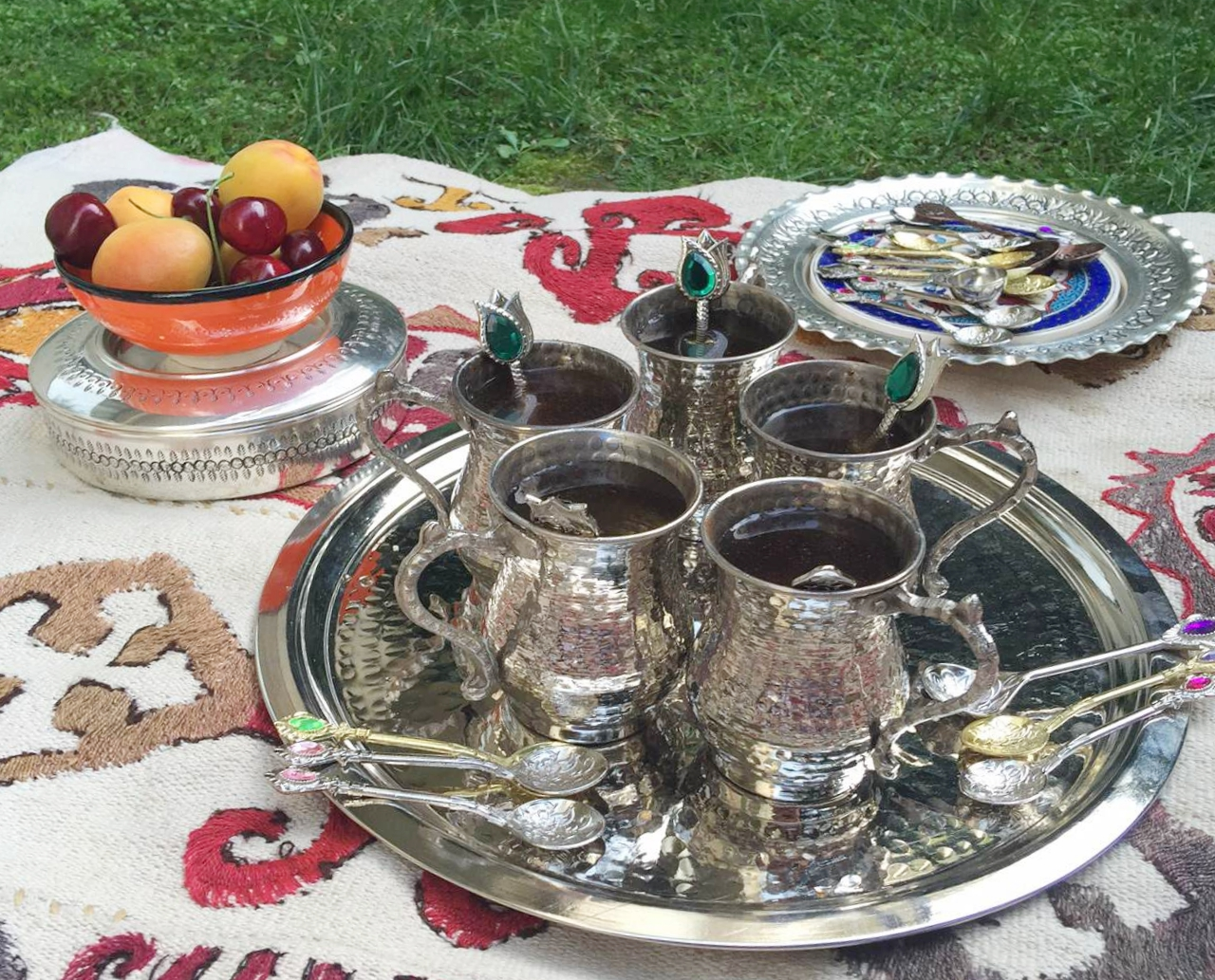 Picnic Decor Grand Bazaar Shopping Mediterranean Style Picnic Party Decor